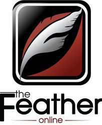 The Feather Online Logo
