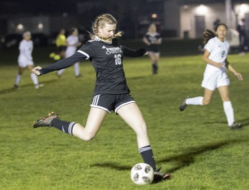 Soccer advances in playoffs
