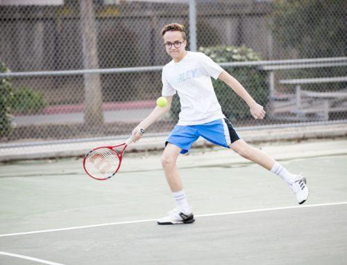 Spring sports begins practice