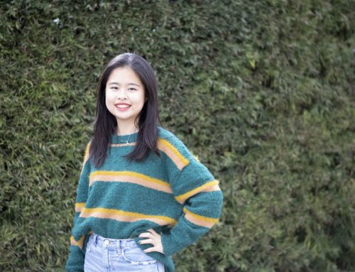COLUMN: Serena Zhao shares American culture experience