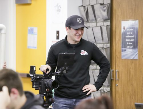 Video journalist returns, invests in Feather video team
