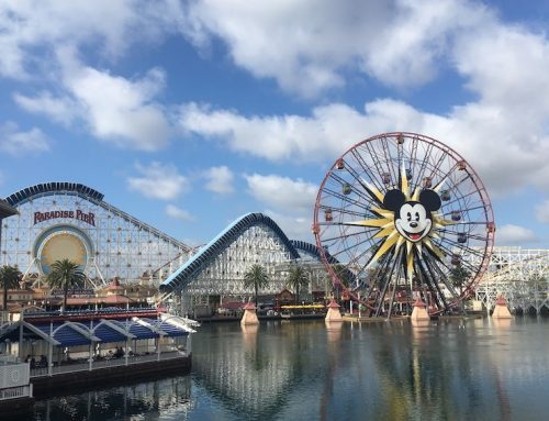 California Bests: Top 5 Theme Parks