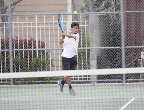 Tennis secures West Sierra league champs