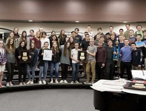 Campus music department earns top awards in WorldStrides Heritage Festival