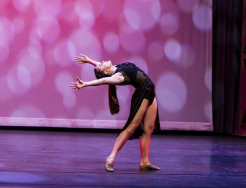 Caleigh Alday excels in dance competitions
