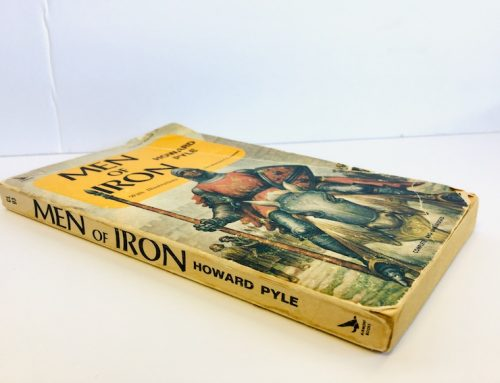 Book Review: Men of Iron