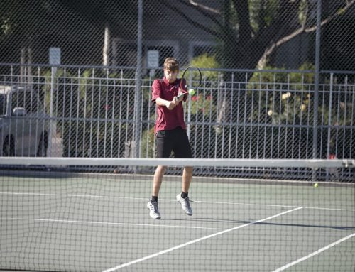 Boys tennis box scores 2020