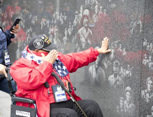 19th annual Central Valley Honor Flight honors 68 veterans