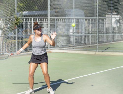 Girls tennis box scores 2019