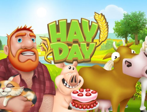 Hay Day takes virtual farming to the next level