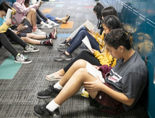 Freshmen enter high school, grow from new experiences