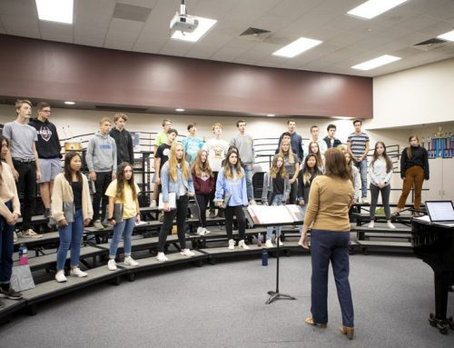 Fall concert introduces chamber choir, new music, Oct. 21