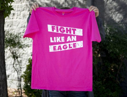 Pink out proceeds benefit child's fight against cancer
