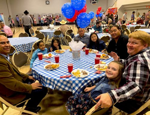Campus Daddy Daughter Date Night highlights importance of community