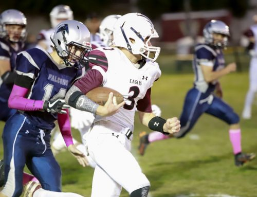 FC football shuts out Frazier Mountain