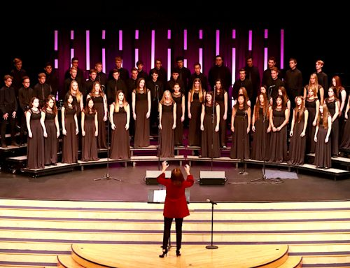 PROMO: Chamber choir to perform in Disneyland Candlelight Concert, Dec. 8