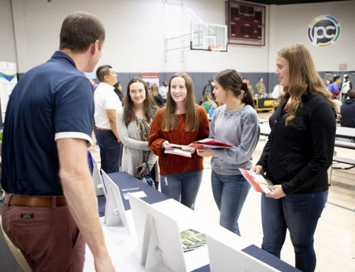 Join the Discussion: College Fair 2019