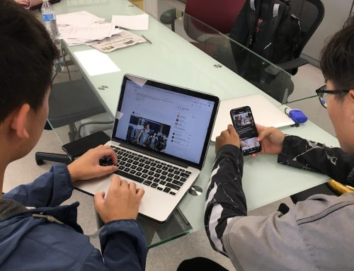Media literacy aids students in analyzing news, social media