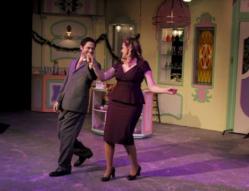 She Loves Me features comedic musical numbers, captivates audience
