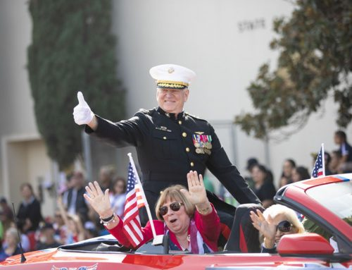 100th Annual Central Valley Veterans Day Parade