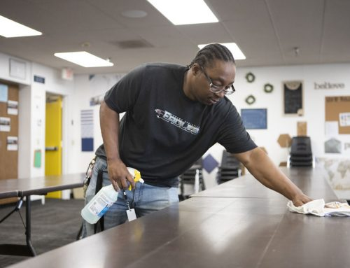 Custodians: More than a clean-up crew