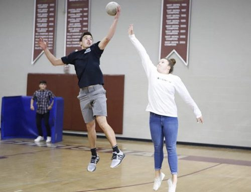 German Handball begins, adds new aspect to intramural sports, Nov. 18-21