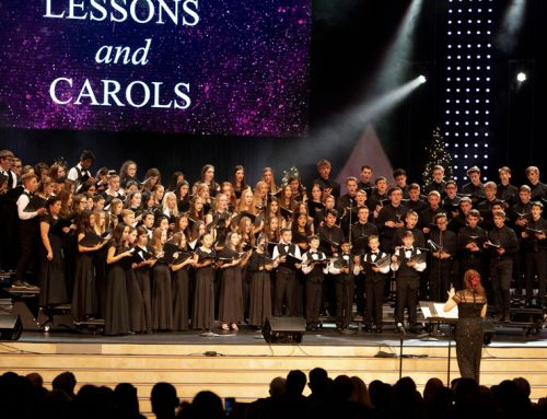 Lessons and Carols Christmas concert 2019
