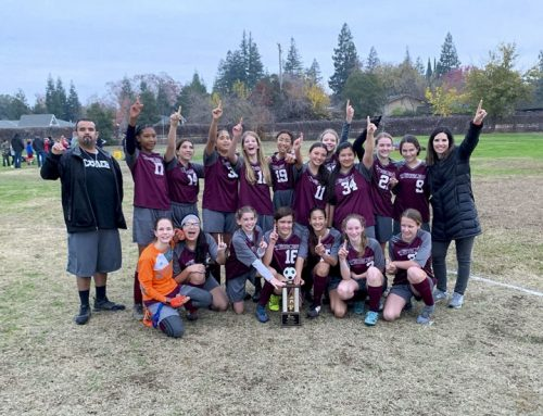 Middle school wins Division III championships