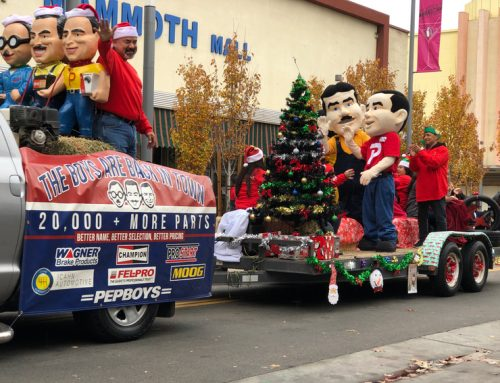 90th annual Downtown Fresno Christmas Parade honors past, looks to future, Dec. 7