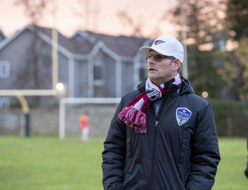 Adam Smith begins coaching boys soccer team midseason