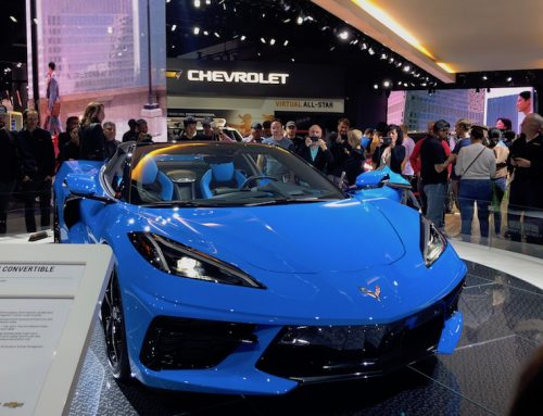 COMMENTARY: LA Auto Show powers exotic, amazing experience