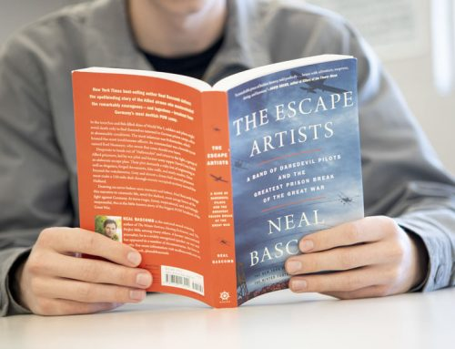 Book Review: The Escape Artists
