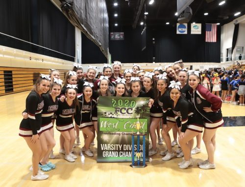 Campus cheer team earns Grand Champion title, overcomes hardships