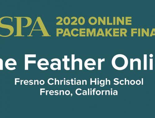 NSPA Pacemaker Finalist