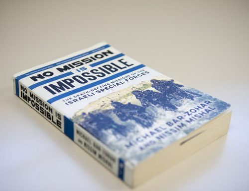 Book Review: No Mission Is Impossible