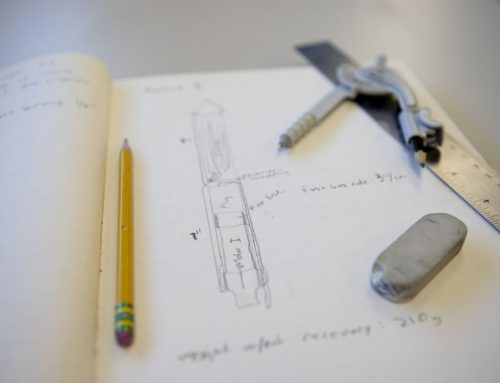 BLOG: Amatuer rocketry design process