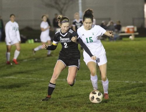 Annabelle Messer overcomes injury, shows dedication to soccer
