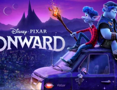 Onward provides family-friendly entertainment, strengthened sibling bond