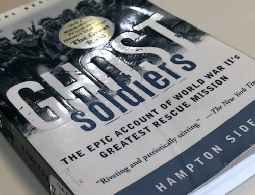 Book Review: Ghost Soldiers